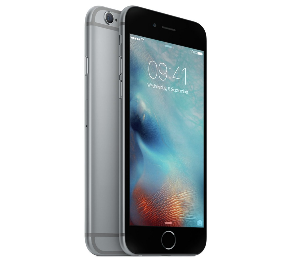 Iphone 6s 128gb Grey Grade A The Ioutlet Se