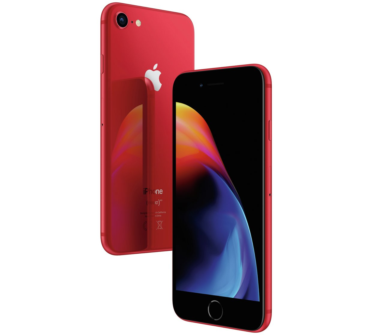 iPhone 8 - 256GB - Red - Grade B  The iOutlet