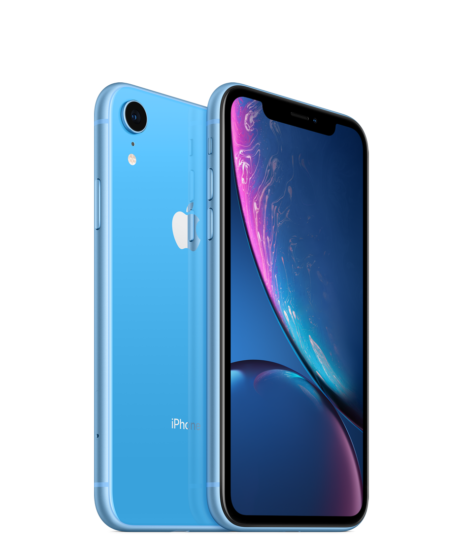 iPhone XR - 64GB - Blue - Grade A | The iOutlet