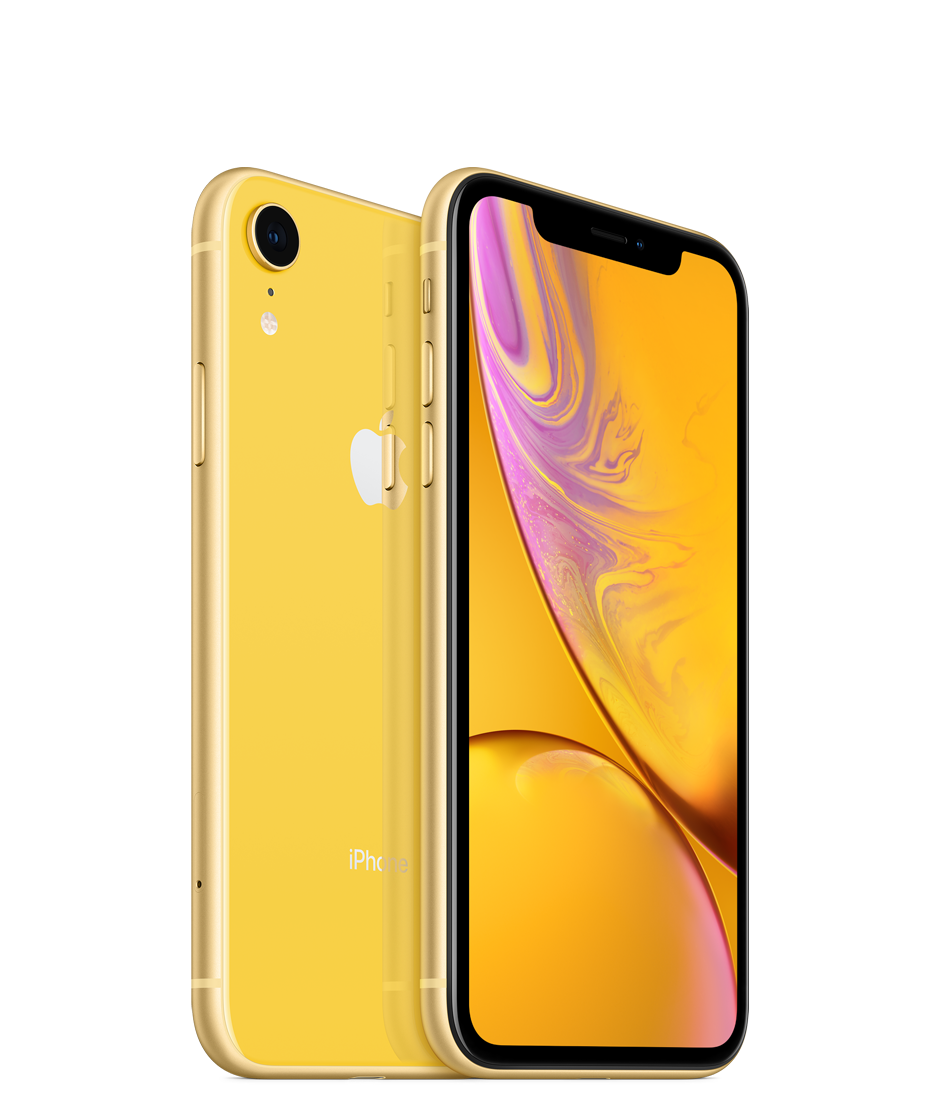 iPhone XR - 256GB - Yellow - Grade A | The iOutlet