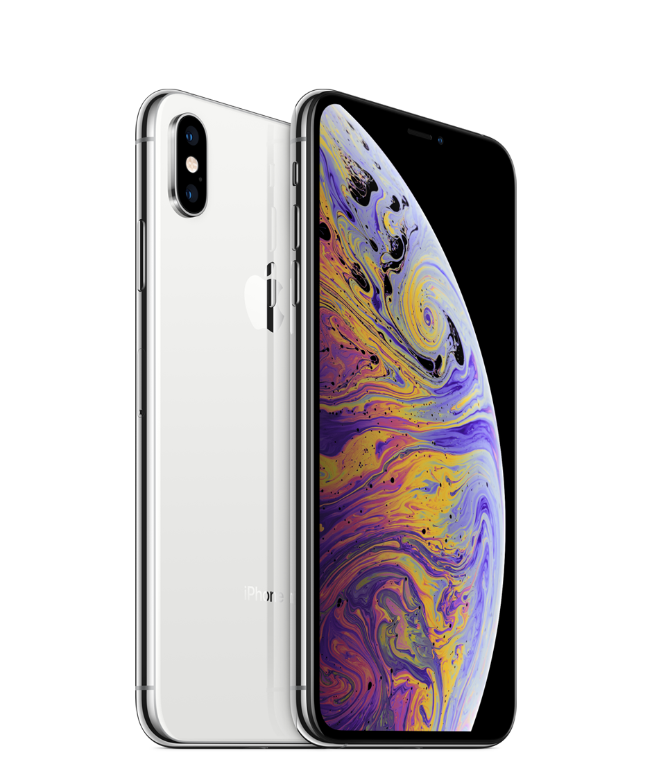 iPhone XS Max - 64GB - Silver - Grade A   The iOutlet